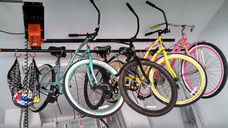 Bike Lift Garage Storage Systems In Venice Fl Garage