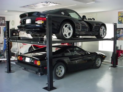 Car Lifts In Sarasota Fl Automotive Suv Lifts Garage Evolution