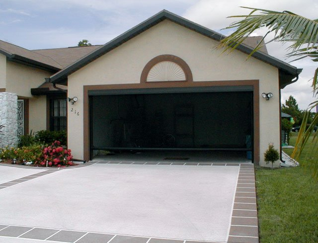 Residential Amp Commercial Screen Doors In Sarasota Fl