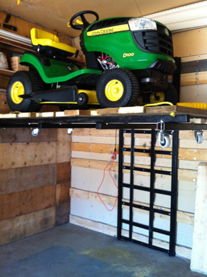 Motorcycle Amp Atv Lifts For The Garage In Parrish Fl